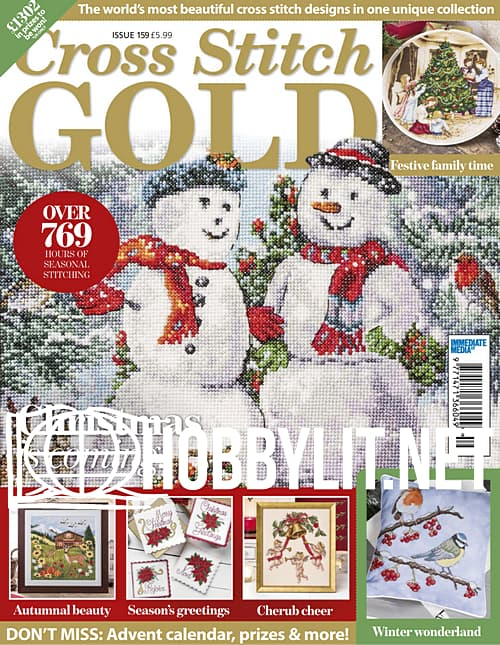 Cross Stitch Gold Issue 159