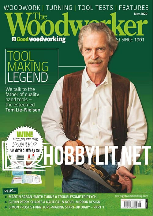 The Woodworker - May 2020