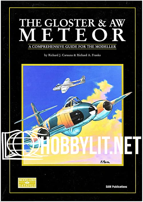The Gloster & AW Meteor