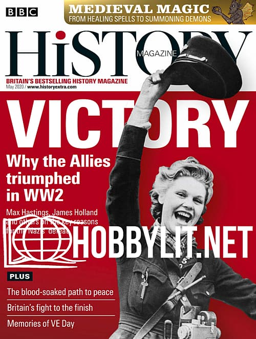 History - May 2020