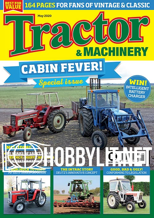 Tractor & Machinery - May 2020