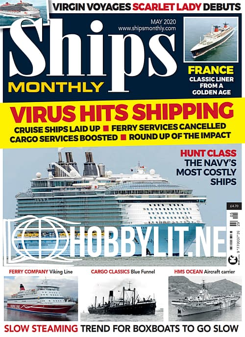 Ships Monthly - May 2020
