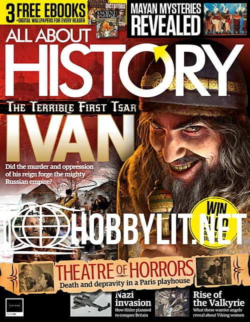 All About History Issue 090