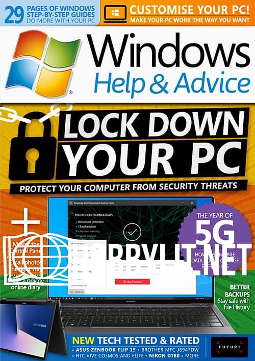 Windows Help & Advice - May 2020