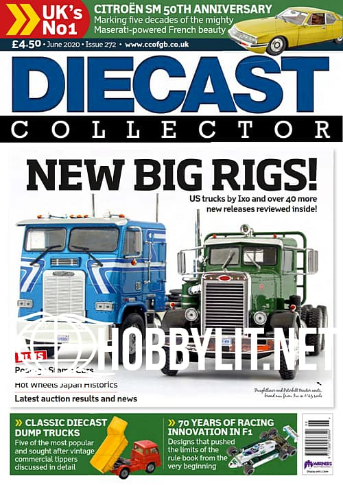 Diecast Collector - June 2020