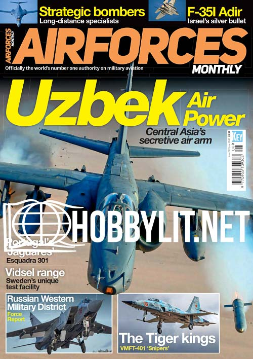 AirForces Monthly - June 2020