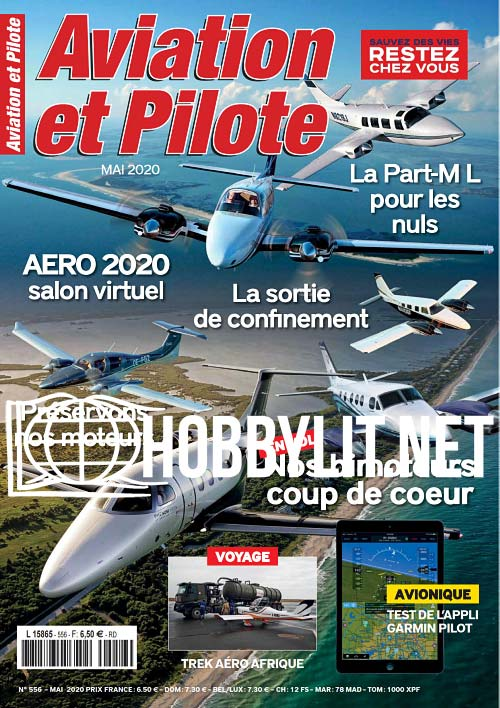 Aviation et Pilote - May 2020
