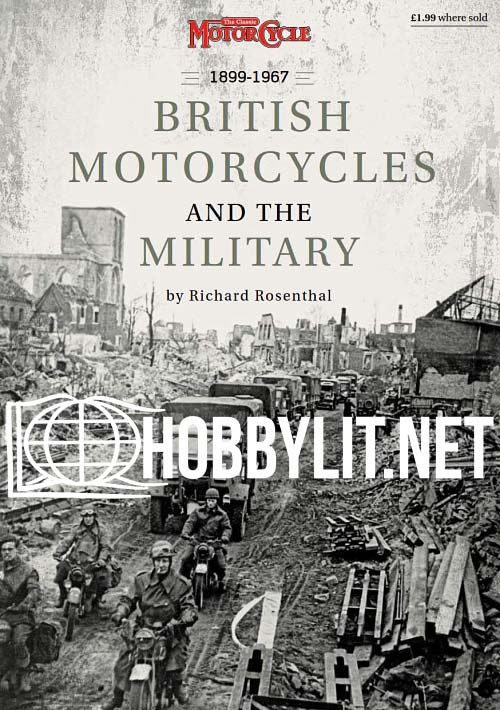 British Motorcycles and the Military - 1899-1967
