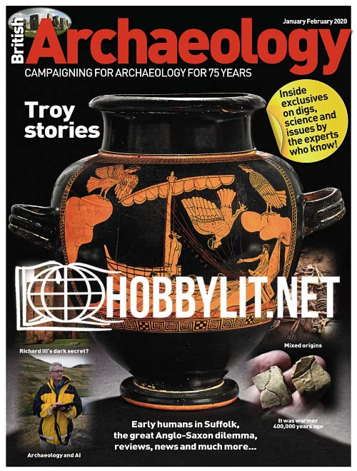 British Archaeology - January/February 2020