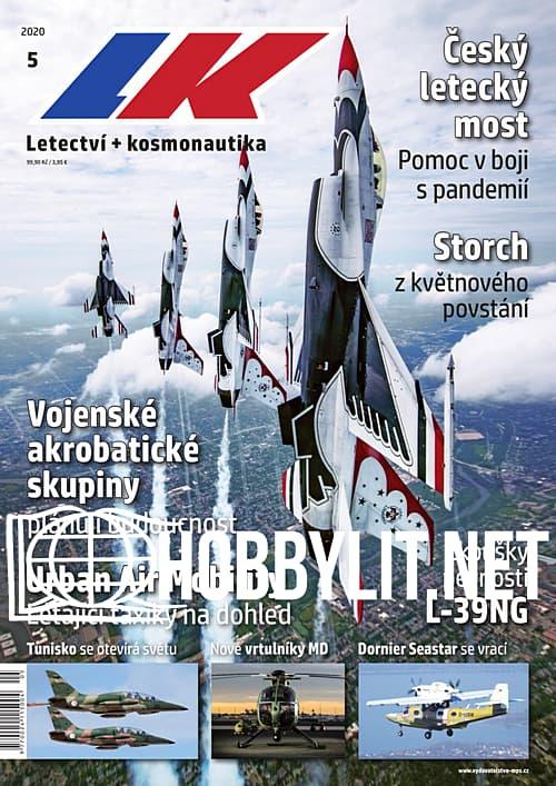 Letectvi + Kosmonautika 2020-05