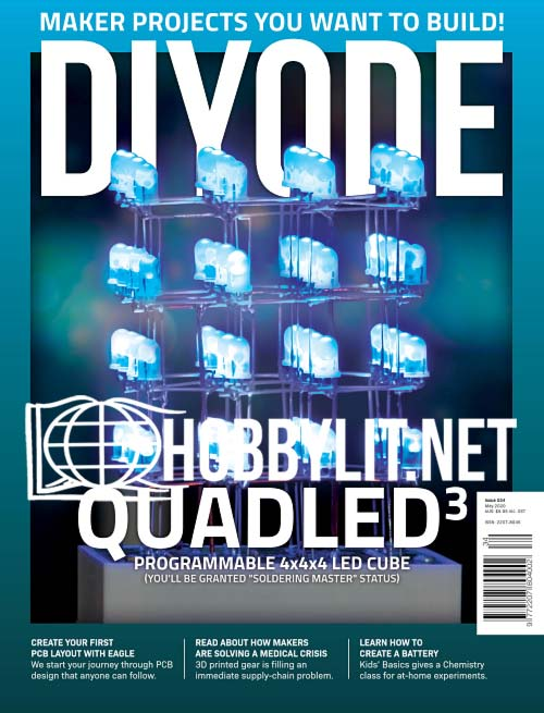 DIYODE Issue 034 - May 2020