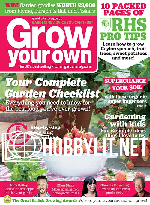 Grow Your Own - June 2020