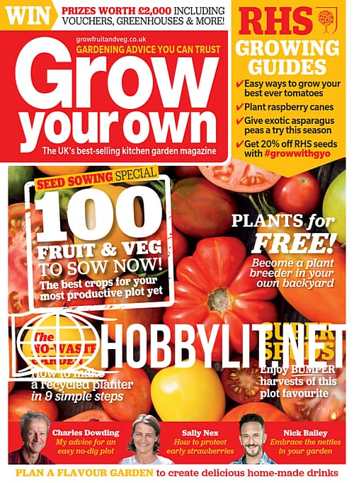 Grow Your Own - March 2020