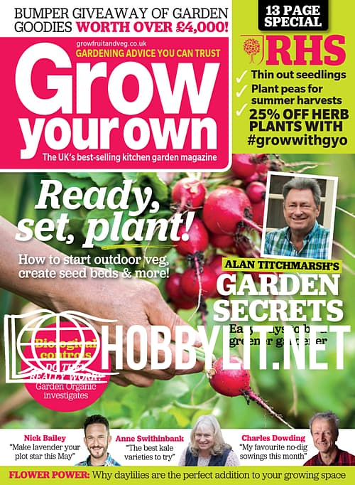 Grow Your Own - May 2020