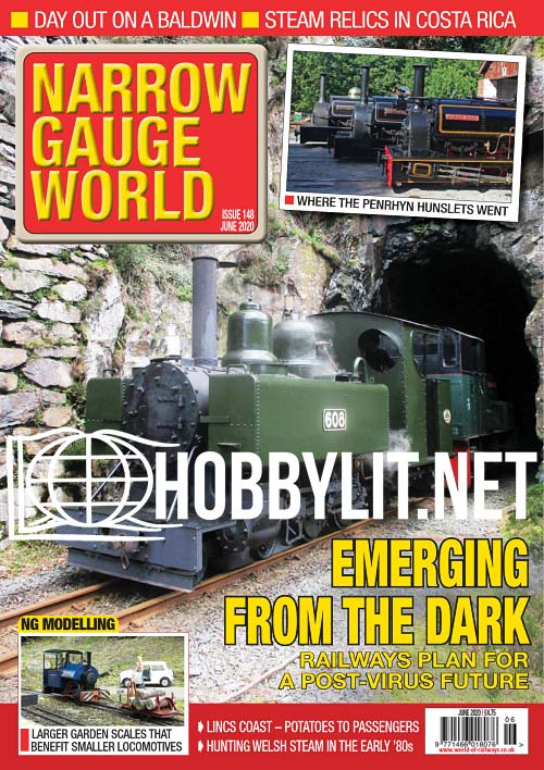 Narrow Gauge World - June 2020