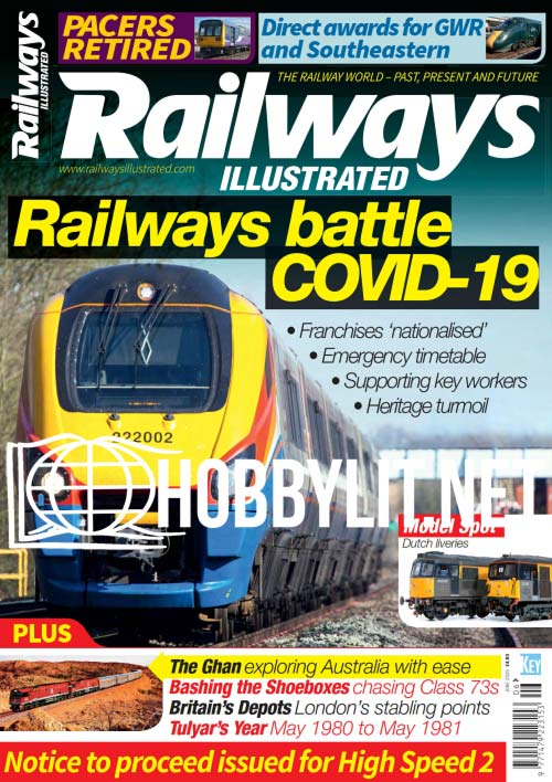 Railways Illustrated - June 2020