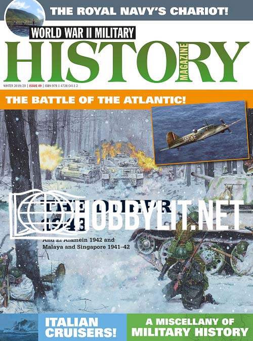 World War II Military History Magazine - Winter 2019/2020