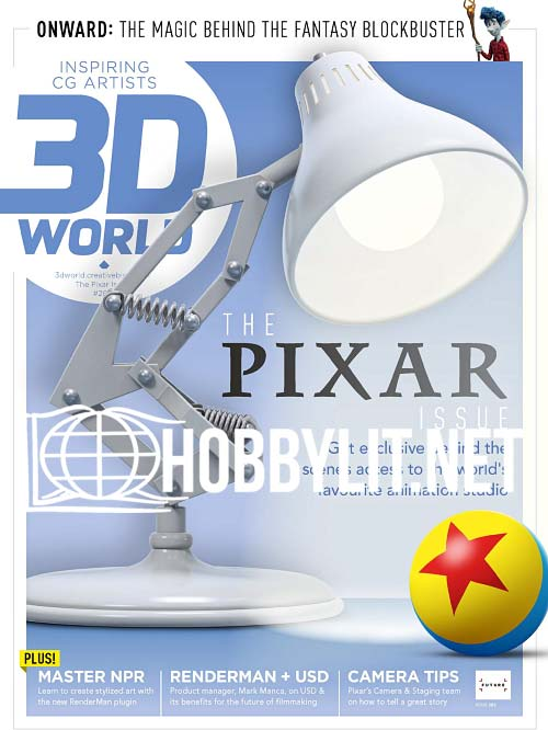 3D World Issue 262