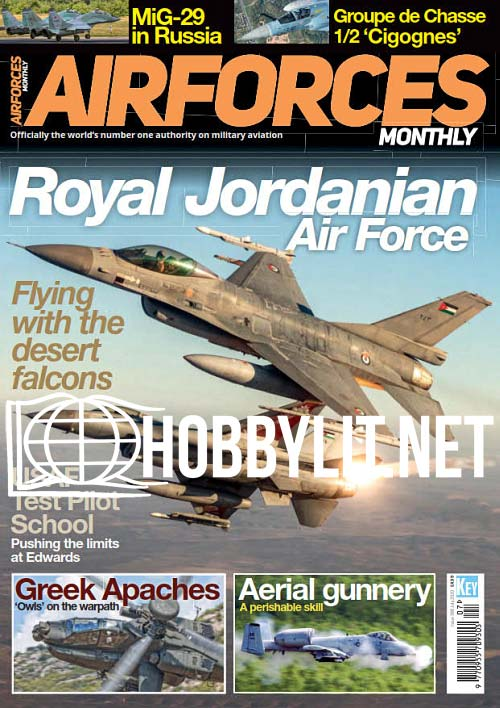Air Forces Monthly - July 2020
