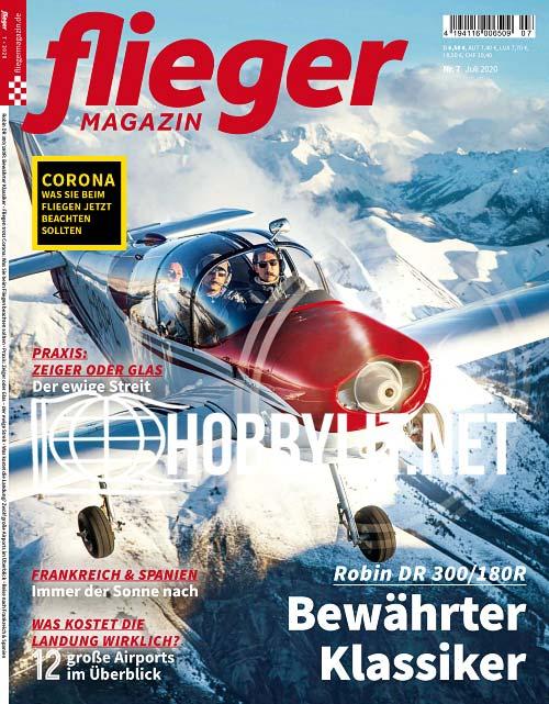 Fliegermagazin - Juli 2020