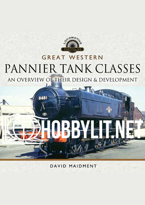 Locomotive Portfolios - Pannier Tank Classes