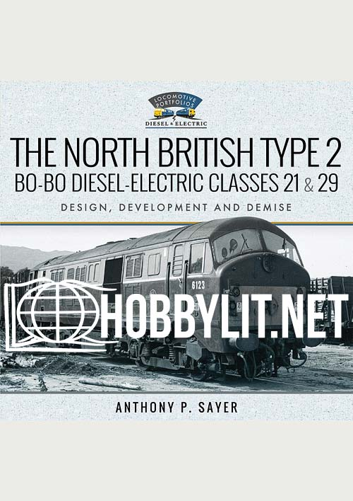 Locomotive Portfolios - The North British Type 2