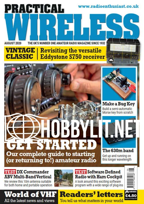 Practical Wireless - August 2020