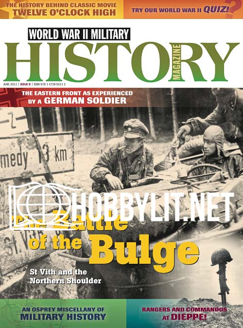 World War II Military History Magazine Issue 0