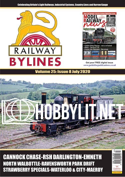 Railway Bylines - July 2020