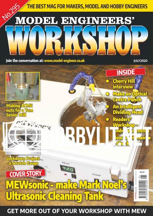 Model Engineers' Workshop 295