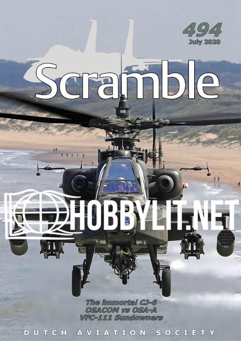 Scramble 494 - July 2020