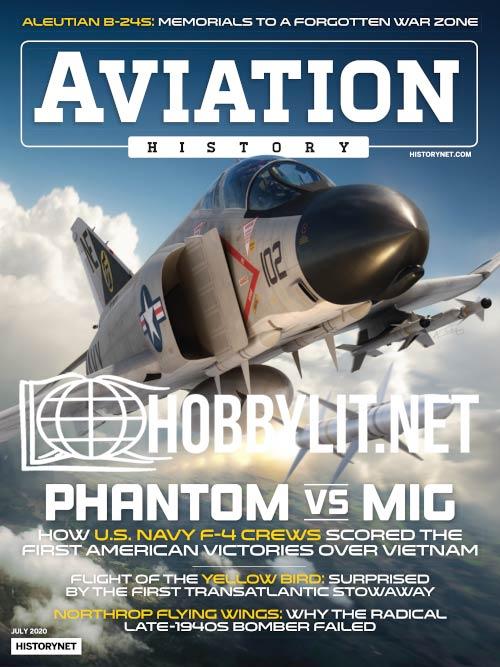 Aviation History - July 2020