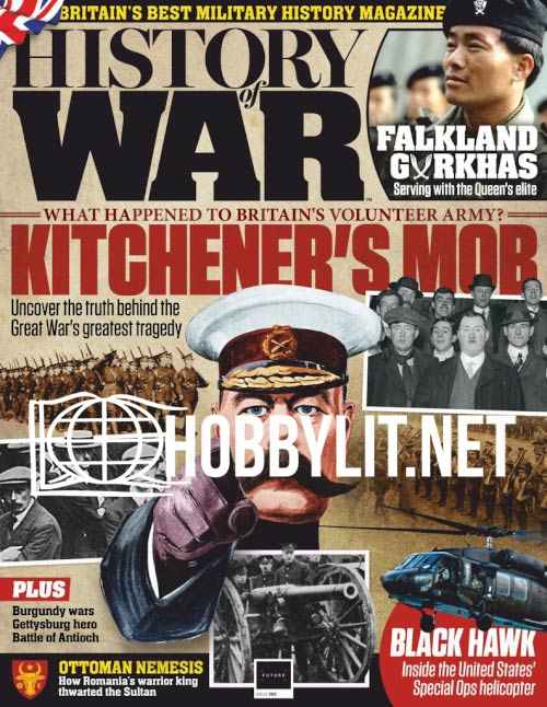 History of War Issue 083