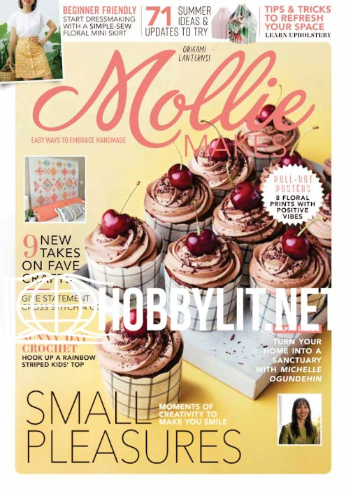 Mollie Makes Issue 119