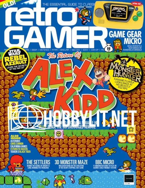 Retro Gamer Issue 209