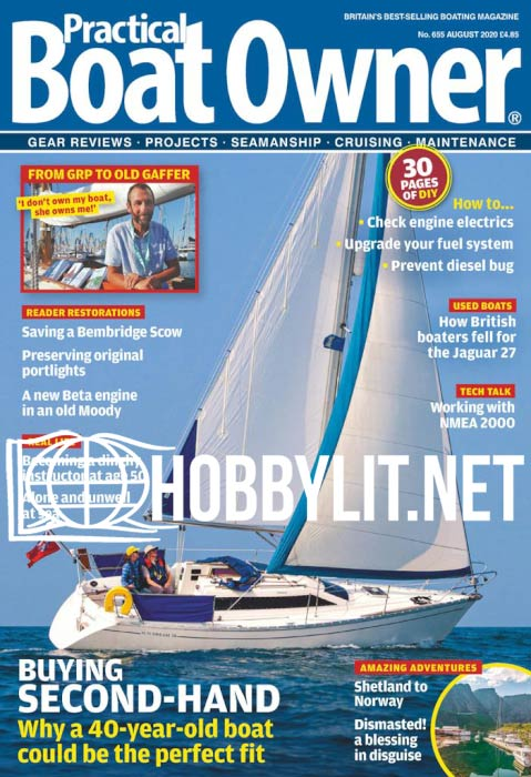 Practical Boat Owner - August 2020