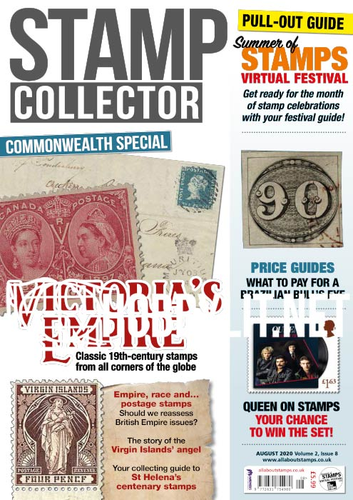 Stamp Collector - August 2020