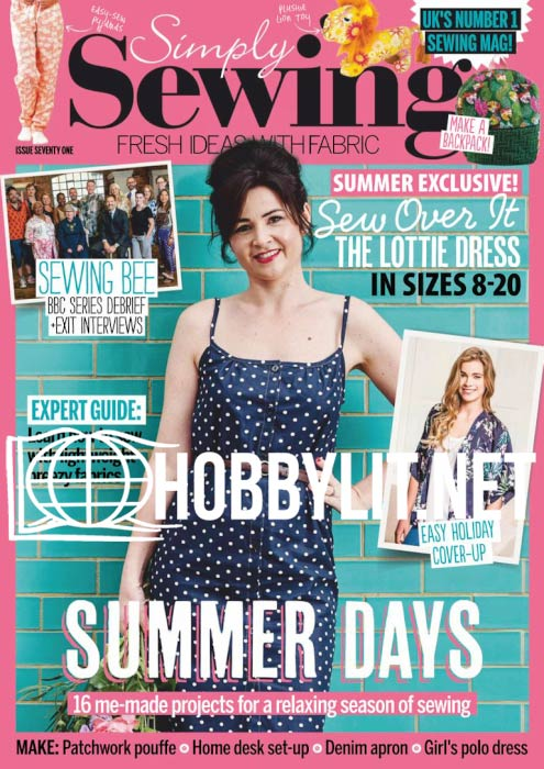 Simply Sewing Issue 71
