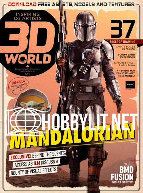 3D World Issue 263