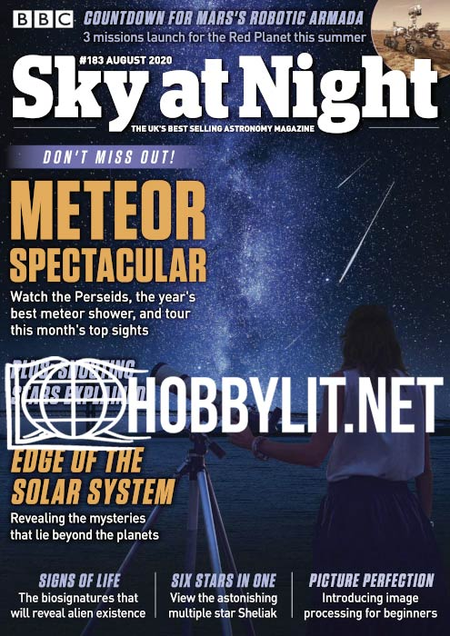 Sky at Night - August 2020