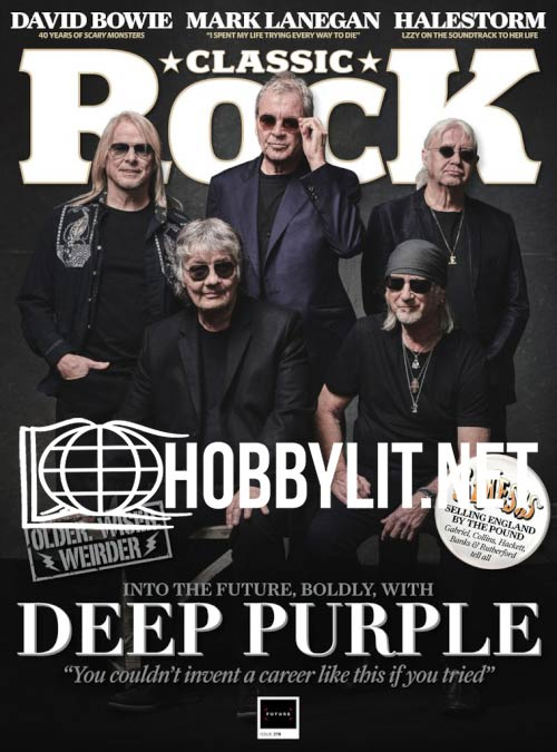Classic Rock - August 2020