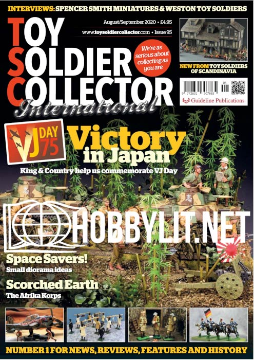 Toy Soldier Collector - August/September 2020