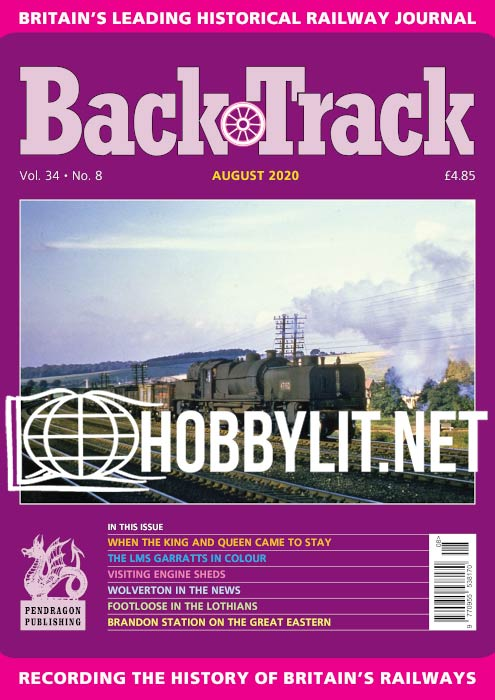 Back Track - August 2020