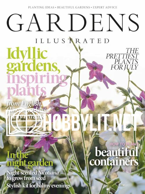 Gardens Illustrated - July 2020