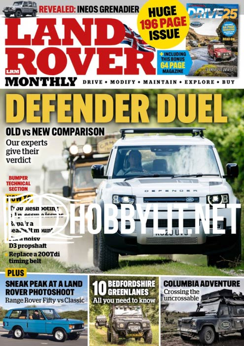 Land Rover Monthly - September 2020
