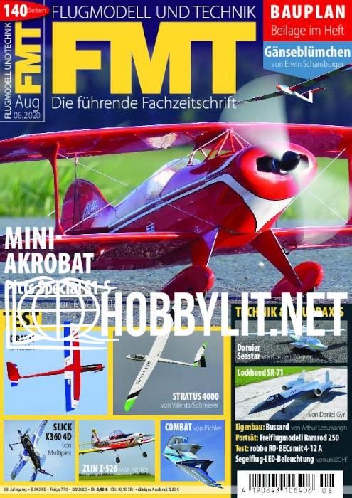 Flugmodell und Technik - August 2020