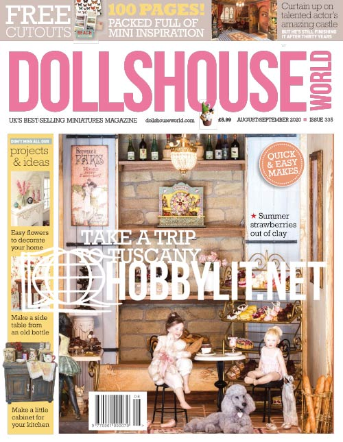 Dolls House World - August - September 2020