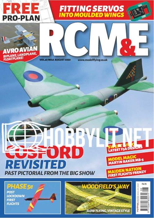 RCM&E - August 2020