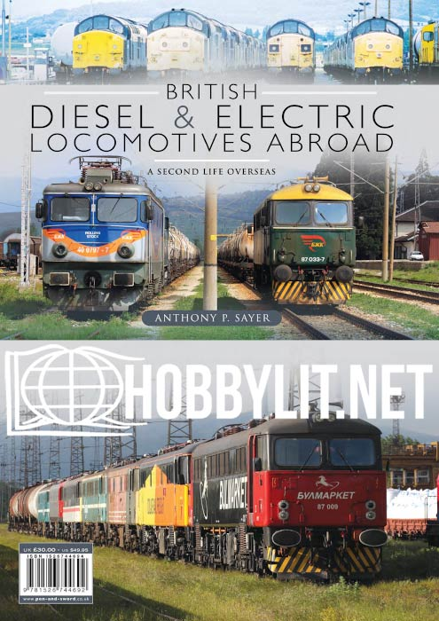 British Diesel and Electric Locomotives Abroad