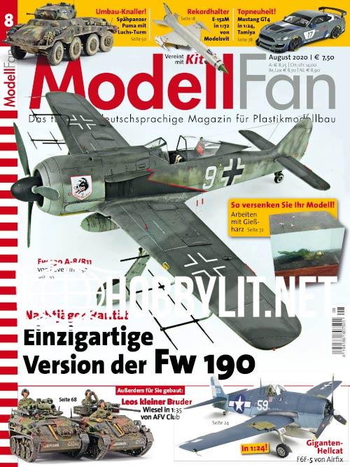 ModellFan – August 2020